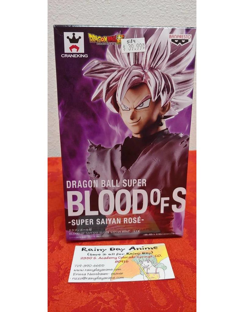 Goku Black Super Saiyan Rose Prize Figure