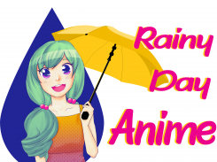 Rainy Day Anime