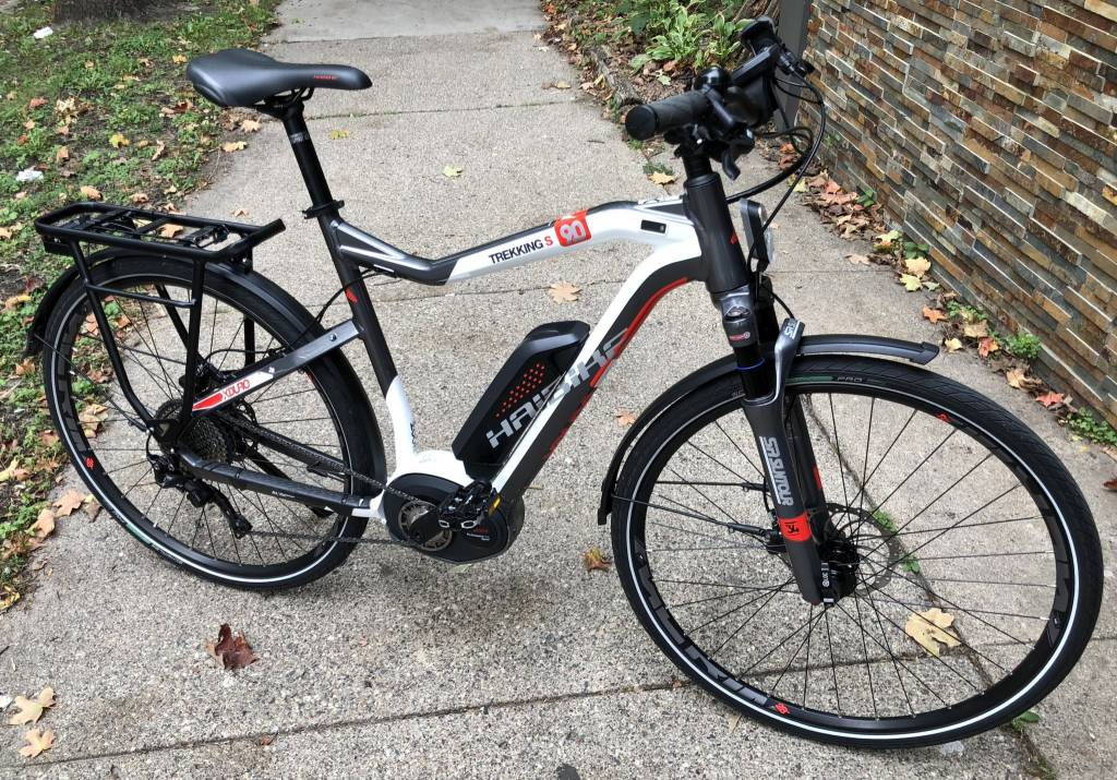 Haibike 28mph Commuter E-Bike