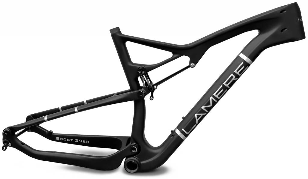 "LaMere Full Suspension Boost XC 29er 4.5"" Travel"