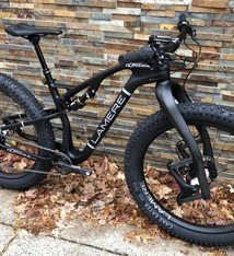 """LaMere 17.5"""" Dopamine with 27x50mm Rims"""