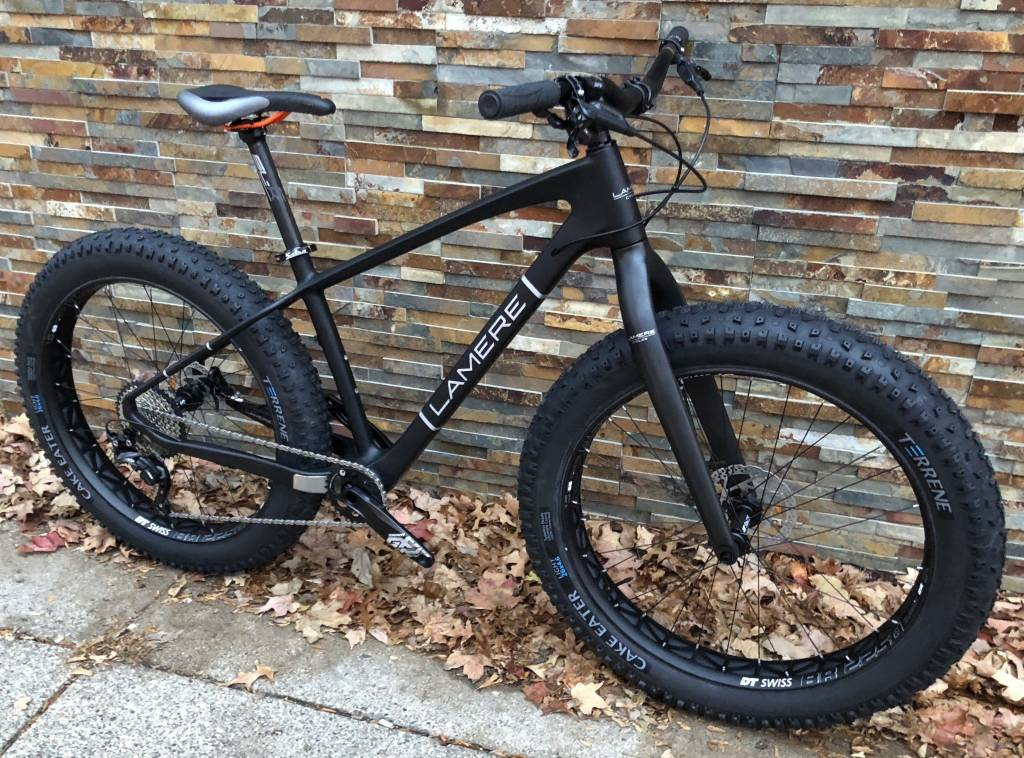 LaMere Med Fat Bike Series 1 Big Ride Wheels