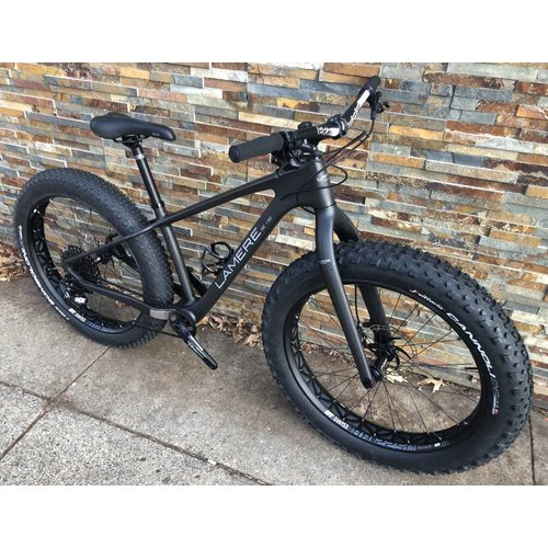 LaMere Cycles Small Series 1 Fat Bike Vittoria Tires