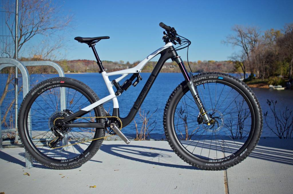 "LaMere Enduro 17.5"" M08 B&W Cane Creek Edition"