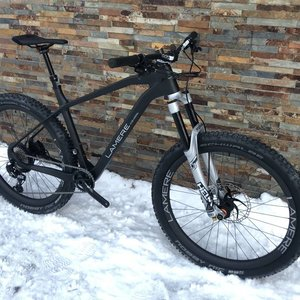 "LaMere Cycles Hardcore HardTail Size 19"" Large"