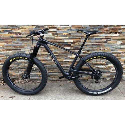 LaMere Cycles LaMere Carbon Race Legal Fat Boost Bike