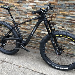 LaMere Cycles Race Legal Fat Boost Bike