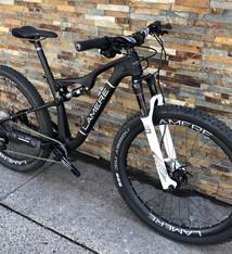"LaMere 15.5"" Full Suspension Race Bike"
