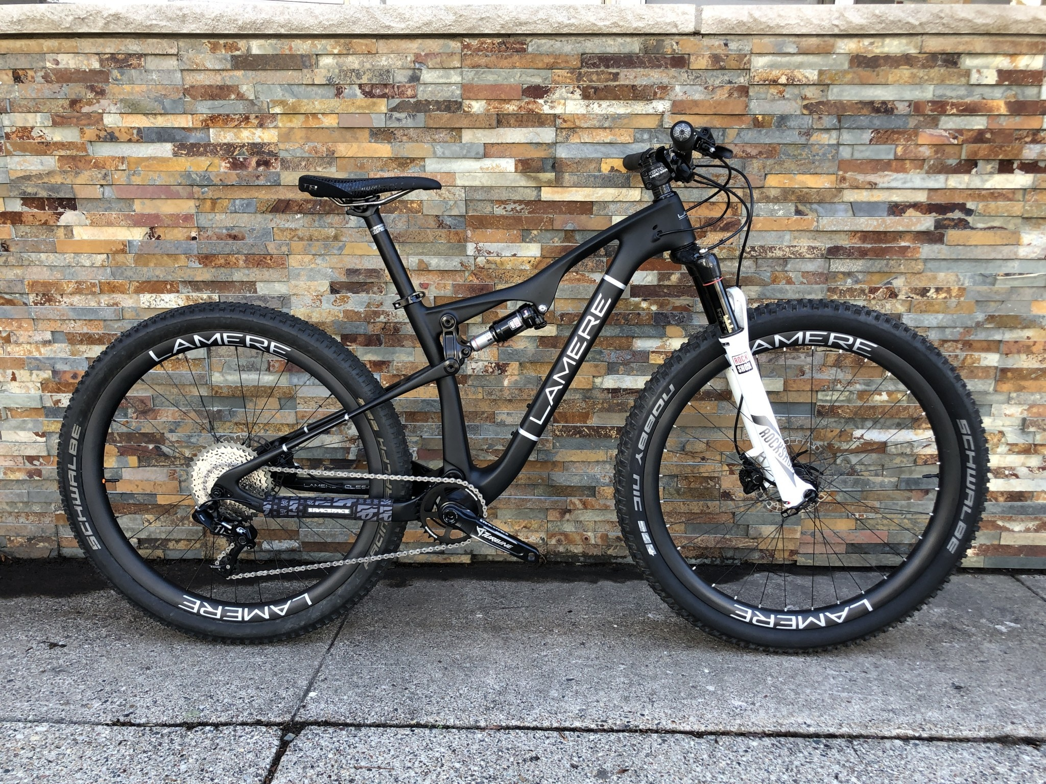 LaMere Race bike for the smaller crowd