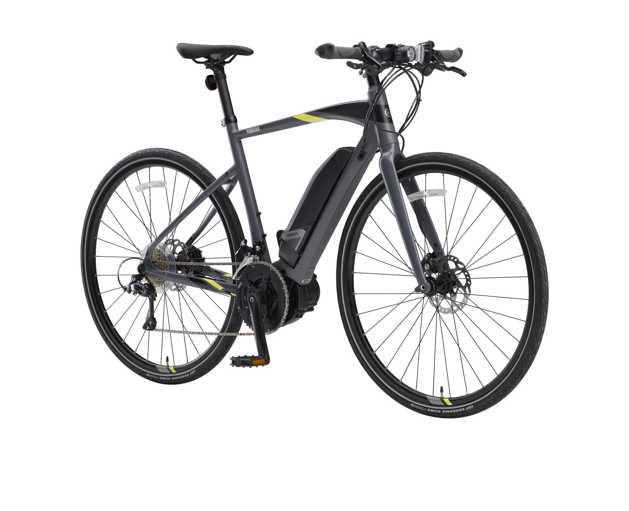 Yamaha Yamaha Cross Core Electric Bike