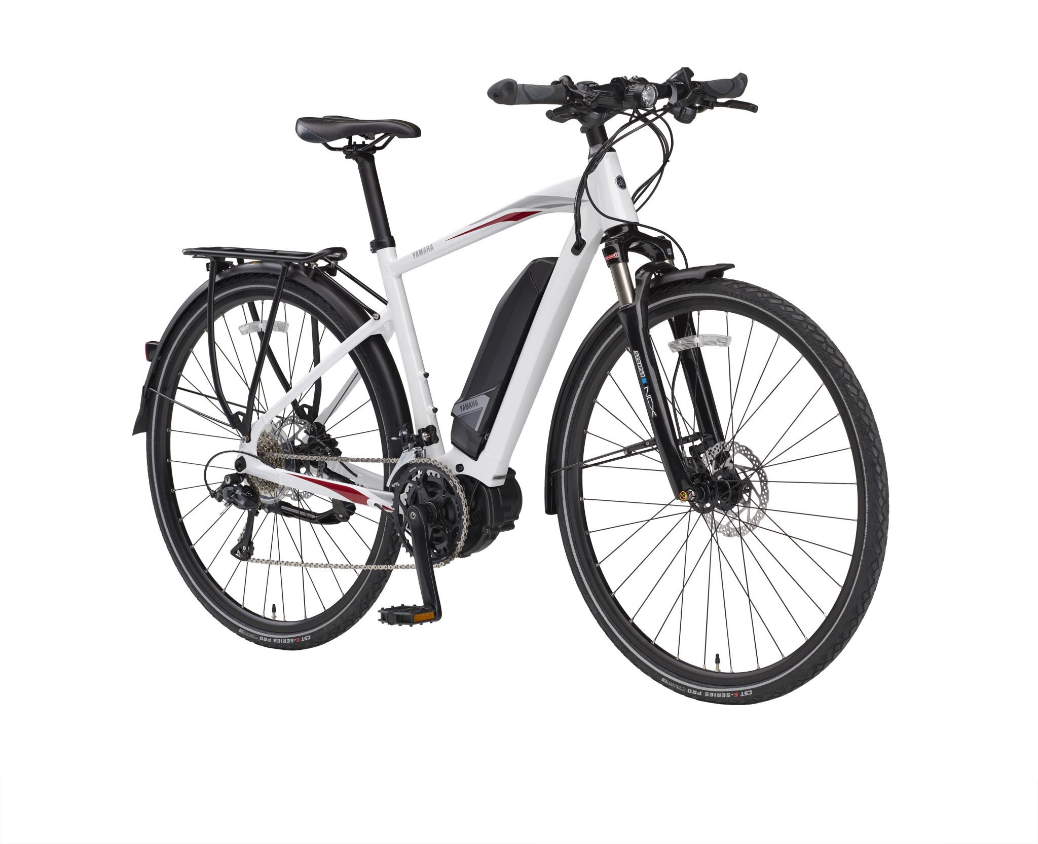 Yamaha Yamaha Cross Connect E-Bike