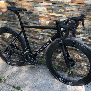 LaMere Cycles 52cm Disc Brake Road Bike