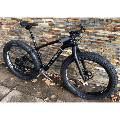 Full Wireless Shifting and Dropper Post Fat Bike