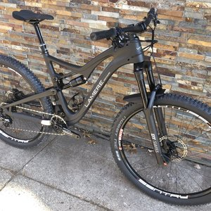 "LaMere Cycles 19"" Enduro Bike"