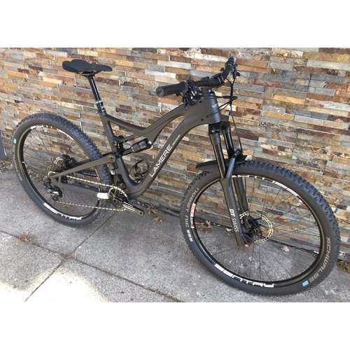 "LaMere Cycles 19"" Enduro Bike with DTSwiss Suspension"