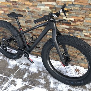 "LaMere Cycles Small Fat Bike 26"" Used Frame"