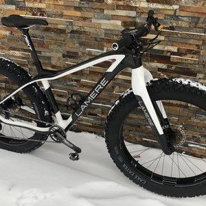 LaMere Cycles Med Carbon Fat Race Bike