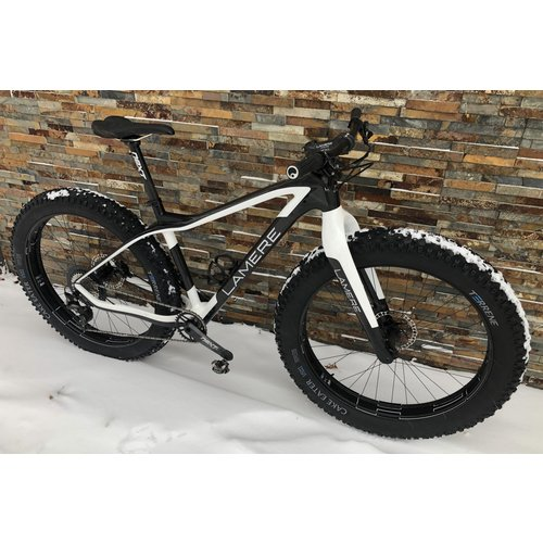 LaMere Cycles Size Med Awesome Carbon Fat Race Bike