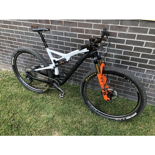 "LaMere Cycles FS29er 19"" Large LaMere XC Bike SheaBro Build"