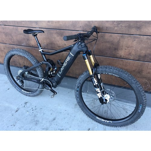 LaMere Cycles 2020 Diode V4, The Black Mamba, Med, blk / chrome