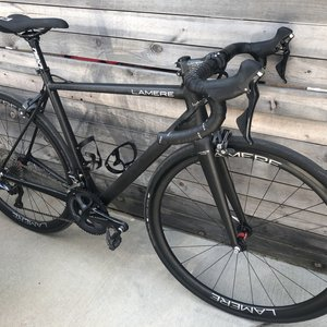 LaMere Cycles Carbon Road Bike 54cm Demo