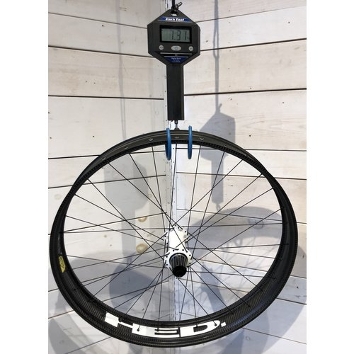 """HED HED Carbon Fat Wheelset with Onyx Hubs, 27.5"""" 85mm wide"""