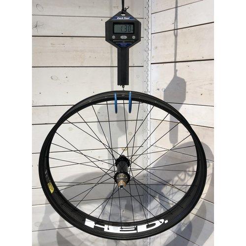 "HED HED Big Half Deal. Carbon 27.5"" x 85mm wheelset; Onyx Hubs, 15X150 / 12x197 XD"