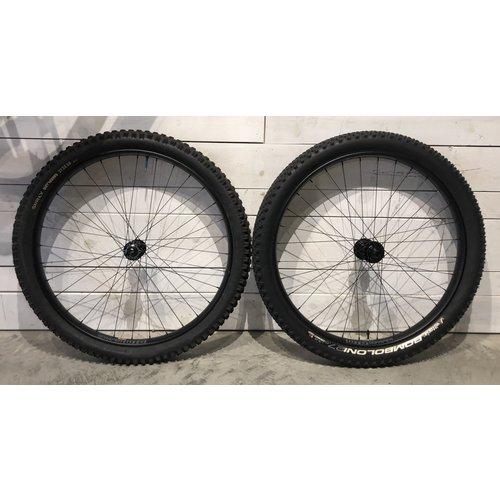 WTB WTB Scraper 27.5 alloy wheelset