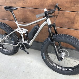 LaMere Cycles Ti  eSummit size Medium