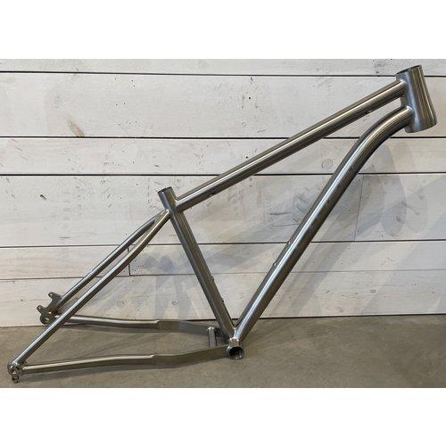 LaMere Cycles Titanium HardTail Fat Bike 197 Frame