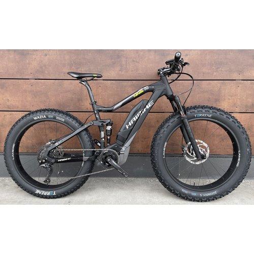 """Haibike Used Haibike Full FatSix 7.0, Size Med (18""""), Carbon wheelset"""