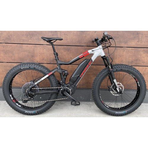 Haibike Barely-used 2020 Haibike Full FatSix 10.0, Size Med 45cm