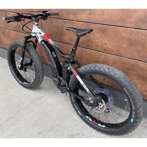 Haibike USED 2020 Haibike Full FatSix 10.0, Size Small 40cm