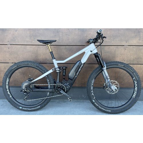 """LaMere Cycles 17.5"""" Diode, Slightly Used From Our Demo Fleet - XT Di2, Carbon Wheelset, Pike fork"""