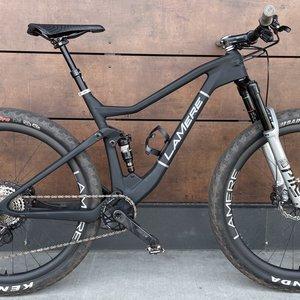 "LaMere Cycles Blackbird XC Race Bike, 19"""