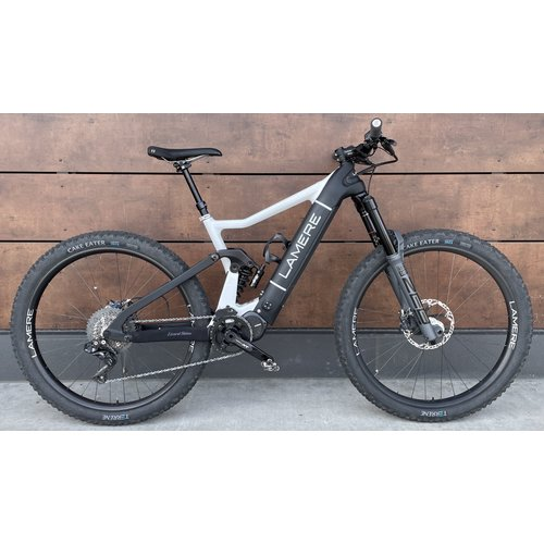 LaMere Cycles 2021 Diode Carbon eMTB, Size Med, 29+, Zeb 170mm Fork, Di2 Shifting