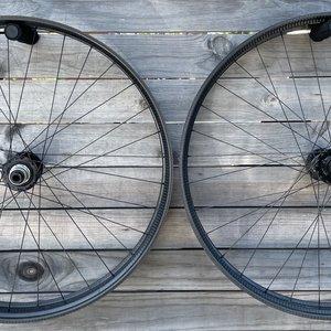 HED Big Deal 26x85mm Carbon Wheelset