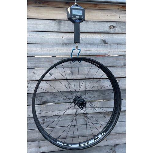 HED HED Big Half Deal Carbon Front Wheel. 27.5x85mm, 32 spoke, Disk Brake, Thru Axle 15x150mm