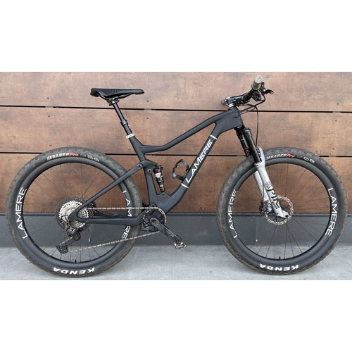 LaMere Cycles 29er Boost Full-Sus XC Race Frame