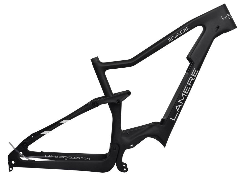 "LaMere Carbon eBike Frame 3.5"" XC Travel"