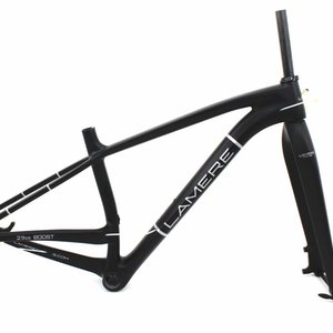 LaMere Cycles Boost Single Elevated Chainstay