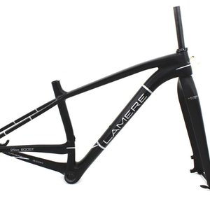 LaMere Cycles Boost Double Elevated Chaninstay