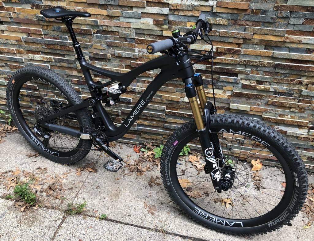 LaMere LaMere carbon Enduro Bike