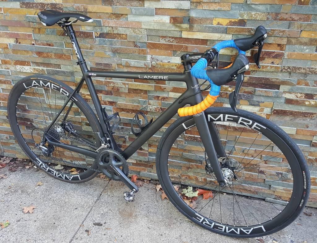 LaMere 54cm Disc Brake Road Bike