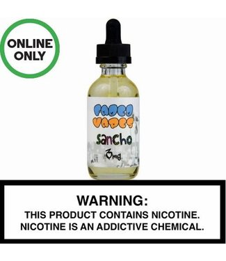 Faded Vapes Faded Vapes - Sancho