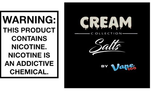 Cream Collection Salts