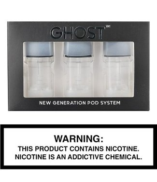 Ghost Ghost Replacement Pods