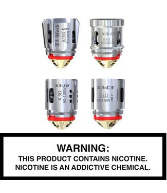Ijoy - Captain X3S Replacement Coils