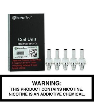 Kangertech Kangertech - MT32 (SOCC) Replacement Coil