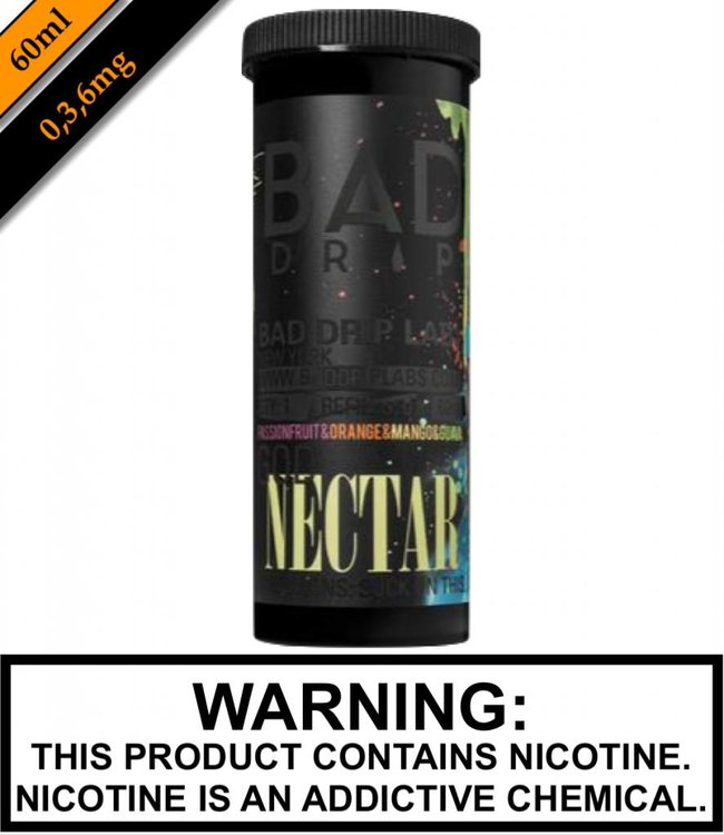 Bad Drip Labs Bad Drip Labs - God Nectar (60ML)
